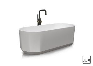 JEE-O bloom bath & bath mixer
